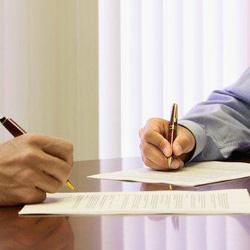 Письменный договор - одно из гениальнейших изобретений человека!
